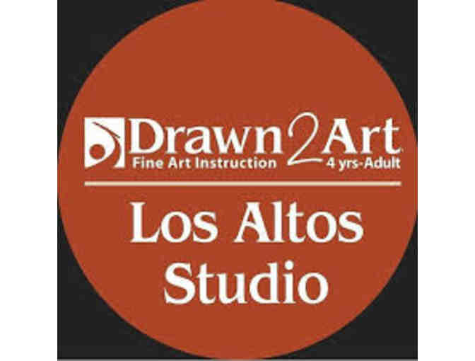 A month of classes at Drawn2Art Los Altos - Photo 2
