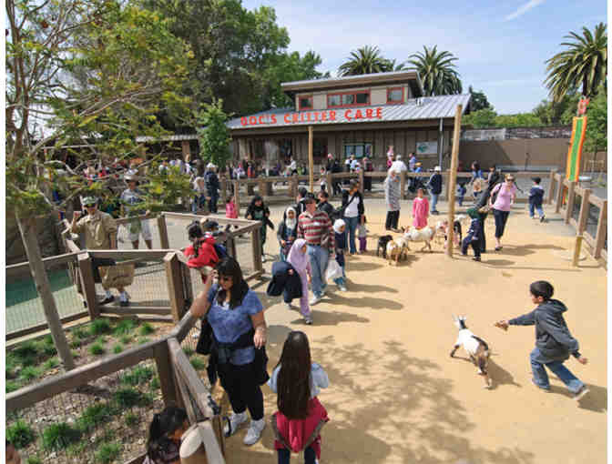 Happy Hollow Park & Zoo for 4 - Photo 3