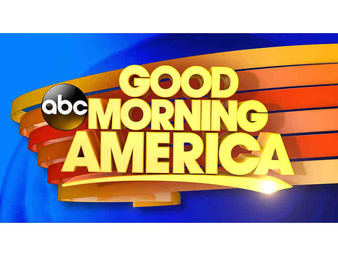 4 VIP PASSES FOR GOOD MORNING AMERICA IN NYC - Photo 1