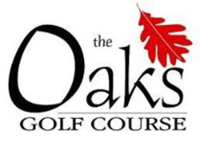 The Oaks GC - Cottage Grove, WI