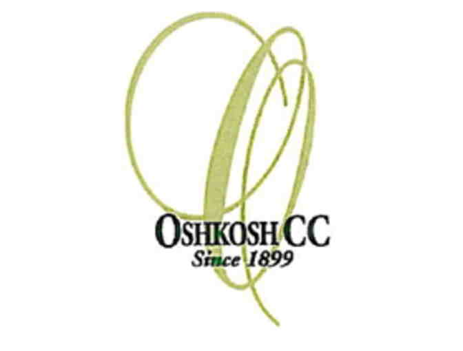 Oshkosh Country Club - Oshkosh, WI