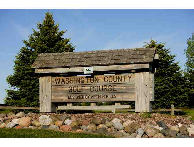 Washington County GC - Hartford, WI
