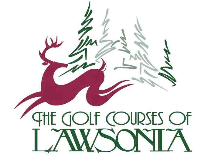 Golf Courses of Lawsonia - Green Lake, WI