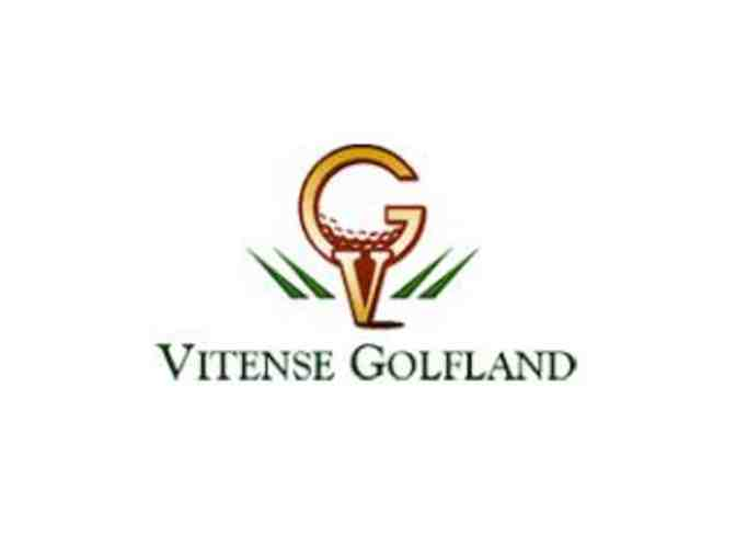 Vitense Golf Land - Two Bay Golf Suite Reservation