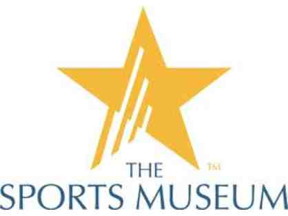 The Sports Museum  at TD Garden - Group Tour Gift Certificate