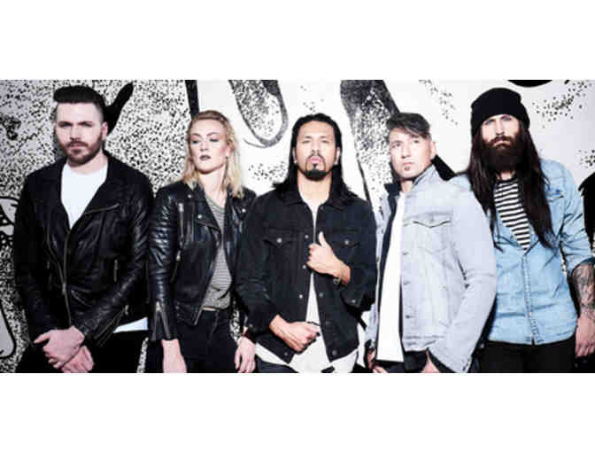 Pop Evil Concert at Center Stage - 2 Tickets