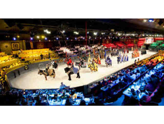 Medieval Times Dinner & Tournament - 2 tickets