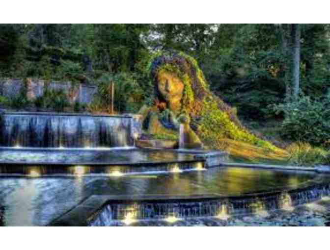 Atlanta Botanical Gardens - two tickets