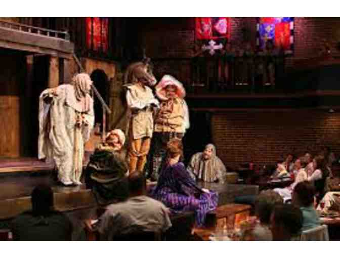 Shakespeare Tavern Playhouse  - 2 Tickets