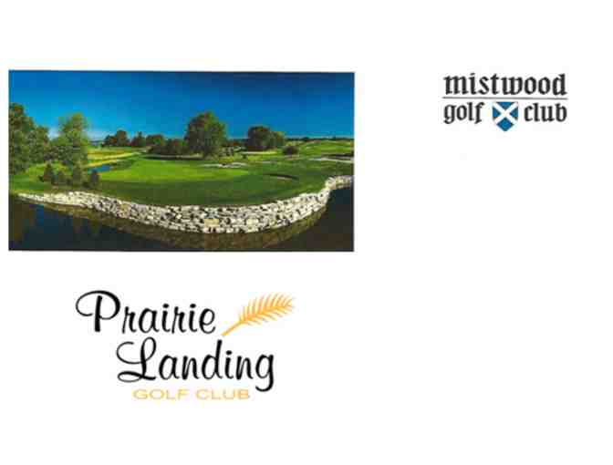 Mistwood Golf Club  & Prairie Landings Golf Club