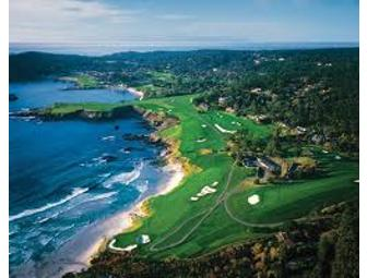 Become a Legend at Pebble Beach Resorts