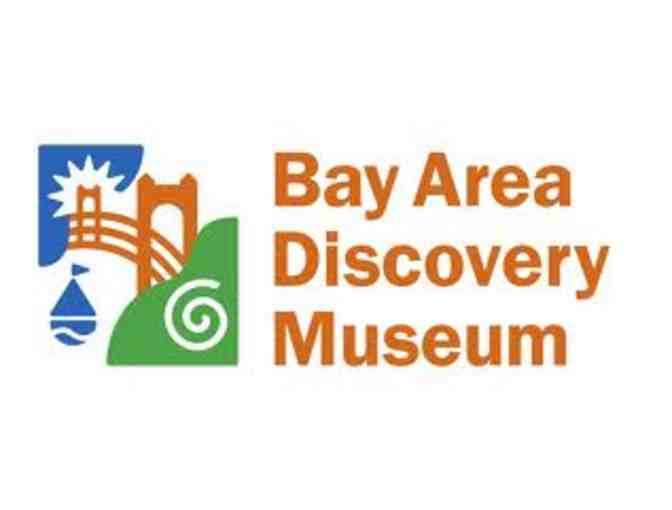 Bay Area Discovery Museum ~ Pass to Admit up to (5) Kids or Adults - Photo 1