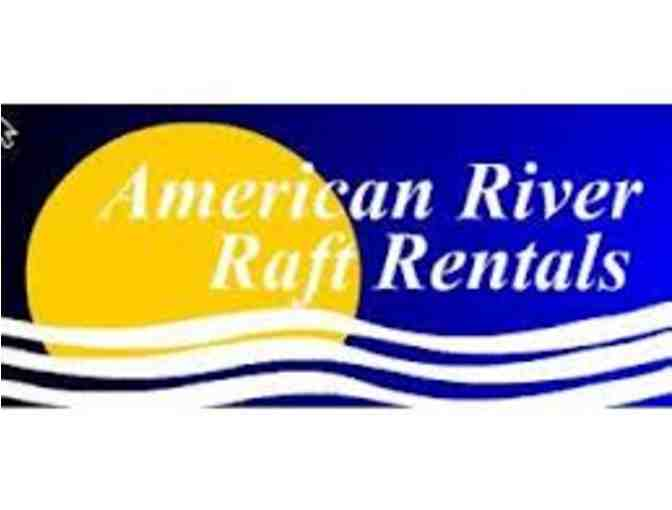 American River Raft Rentals ~ Gift Certificate for a Four Person Raft Rental - Photo 1