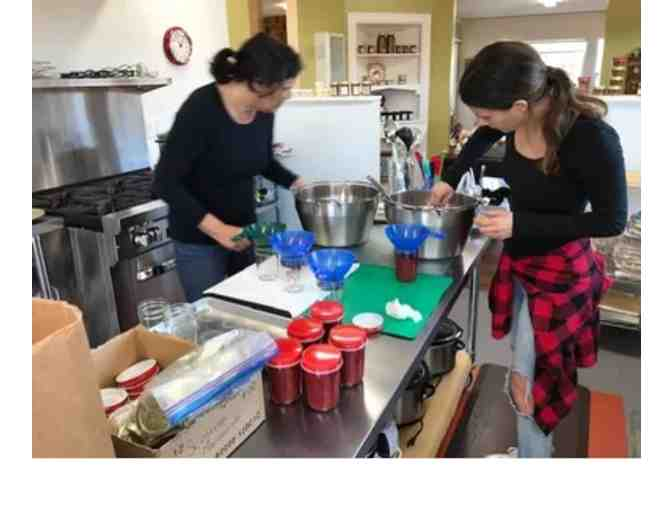 Lala's Jam Bar & Urban Farmstand ~ Gift Certificate for JAM MAKING 101 CLASS FOR (2) Two - Photo 1