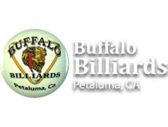 Buffalo Billiards ~ Gift Certificate for Party for up to 20 People - Photo 1