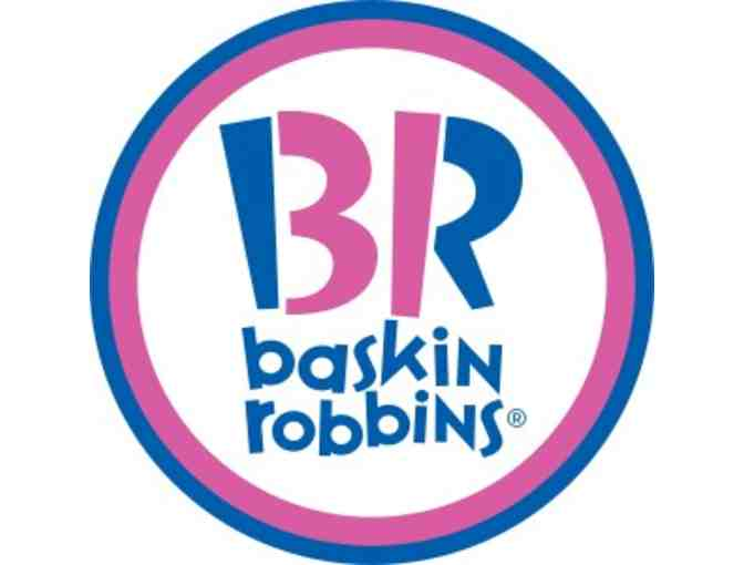 Baskin Robbins ~ Petaluma ~ Gift Cert. for (12) People to Learn How to Make Clown Cones - Photo 1