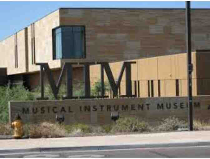 $300 Gift Card to the Musical Instrument Museum (MIM) in Scottsdale