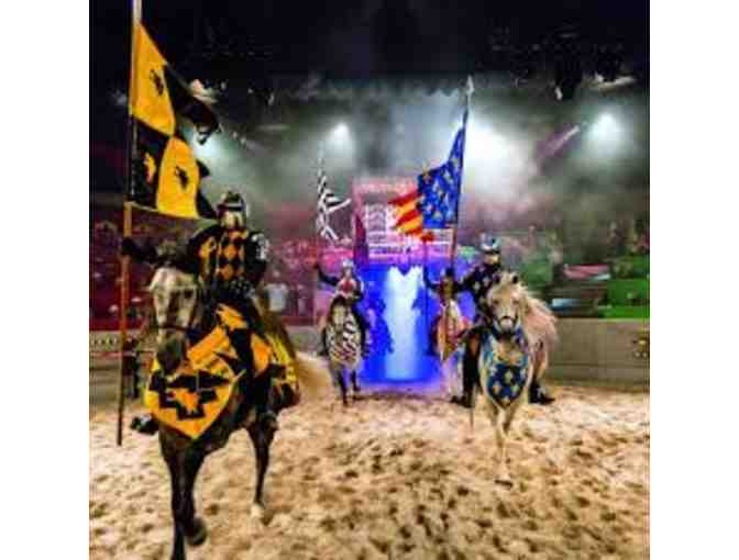 Medieval Times Dinner & Tournament (2) Tickets -Scottsdale