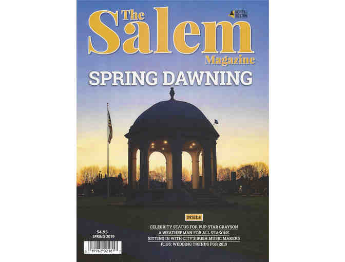 Salem Magazine subscription