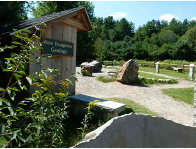 4 Passes to Squam Lake Natural Science Center Trails