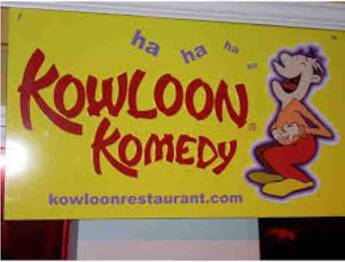 Kowloon Komedy Admission for 4 to Comedy Club