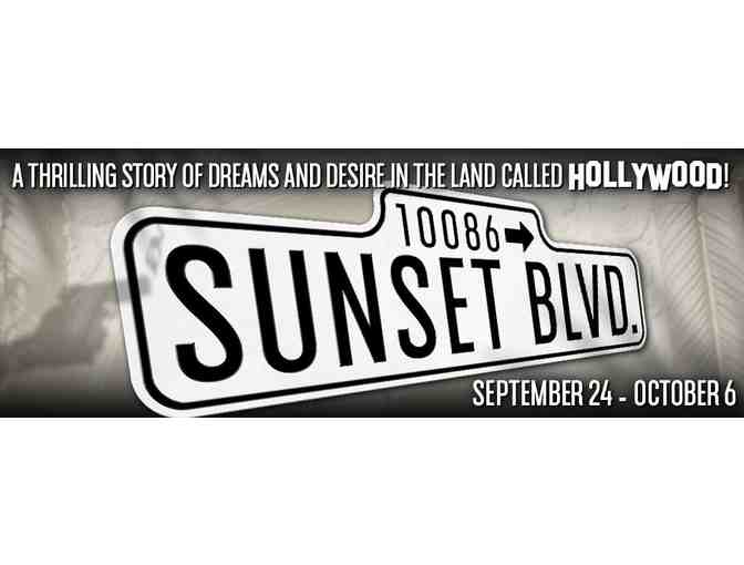 NSMT - Pass for 2 Tickets to Sunset Boulevard