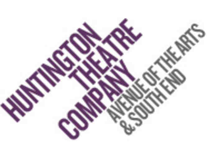2 tickets to Huntington Theatre selected 2019 Plays