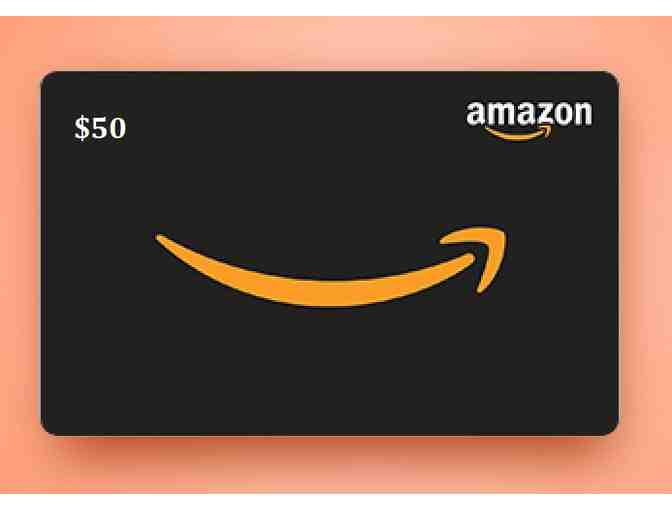 Amazon $50 Gift Card - Photo 1