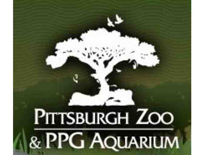 Admission for Four to Pittsburgh Zoo & PPG Aquarium