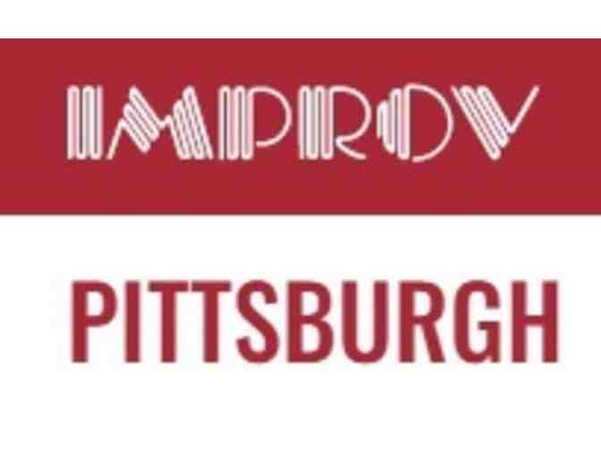 Pittsburgh Improv - 4 Passes to See Chris Porter
