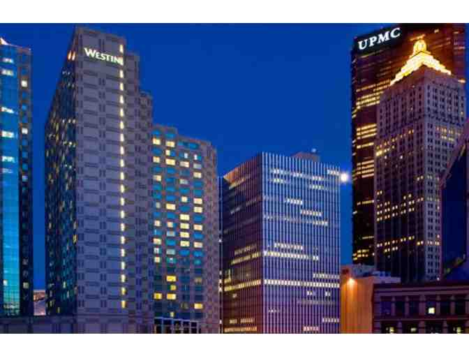 Westin Convention Center Pittsburgh Hotel Overnight Stay and Breakfast