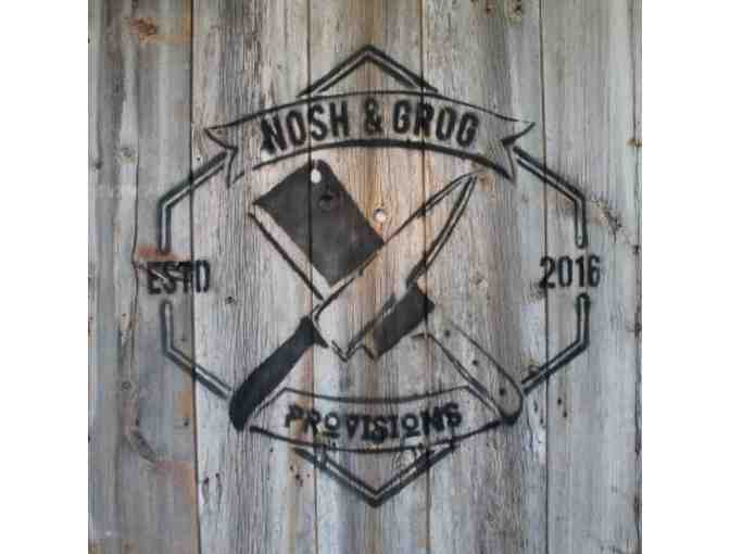 Nosh and Grog $25 Gift Certificate