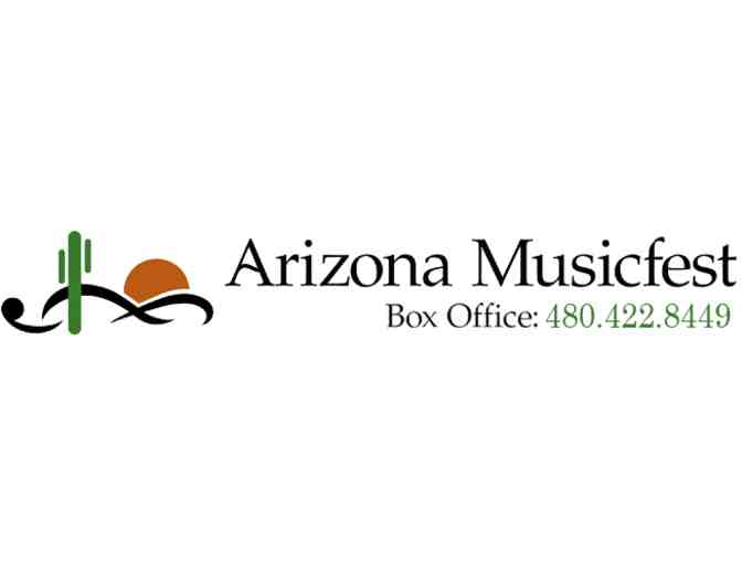 Arizona Musicfest concert tickets
