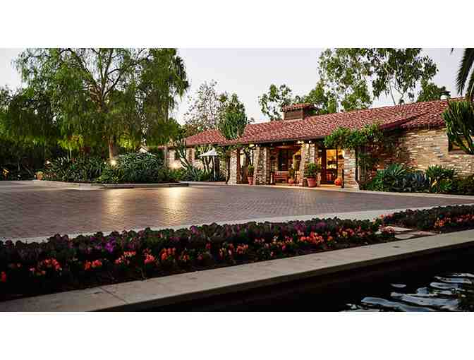 Two night stay at the Estancia La Jolla Hotel & Spa, La Jolla CA
