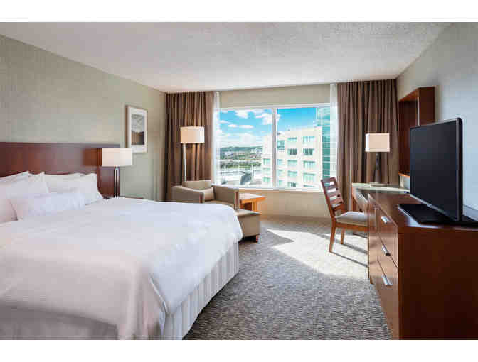 Two Night Stay with Breakfast for Two at the Westin Convention Center, Pittsburgh, PA