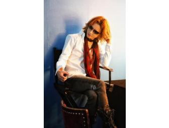 Private Dinner with International Superstar Musician/Producer Yoshiki