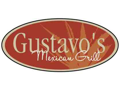 Gustavos $50 gift card + UK chip and dip