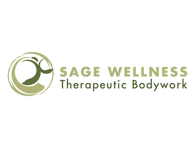 SAGE WELLNESS 60 MINUTE DEEP TISSUE OR RELAXATION MASSAGE - Photo 1