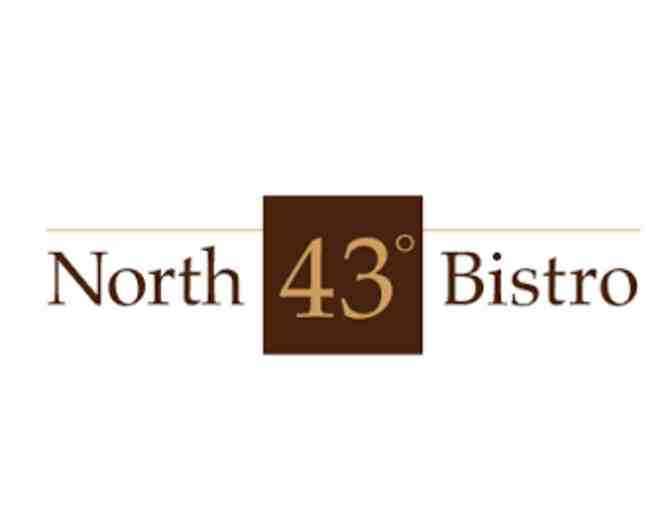 North 43 Bistro- $100 Gift Card - Photo 1