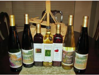 Full collection of Perennial Vintners wines