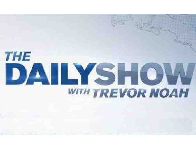 The Daily Show with Trevor Noah - Two (2) VIP tickets - Photo 1