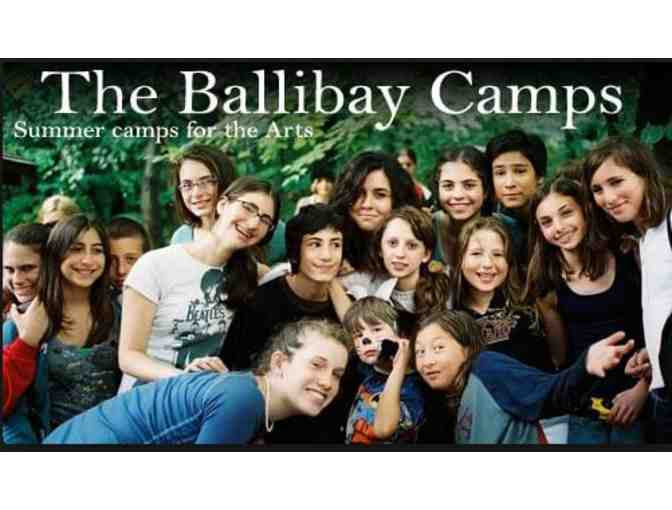 Camp Ballibay Fine and Performing Arts Sleepaway Camp - $2,250 Gift Certificate
