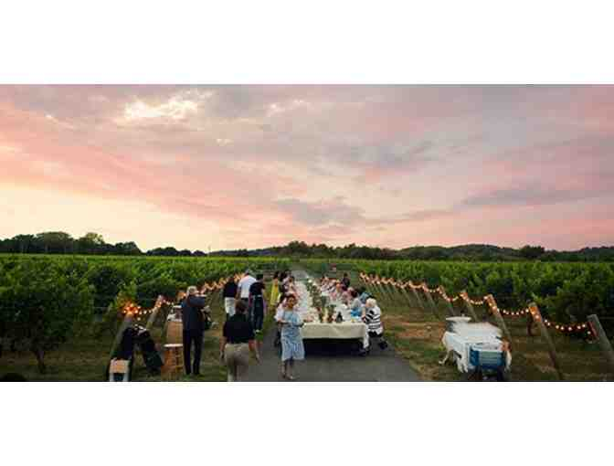 Macari Vineyards - Wine Tasting, Dinner & Tour for 4 guests value $1060