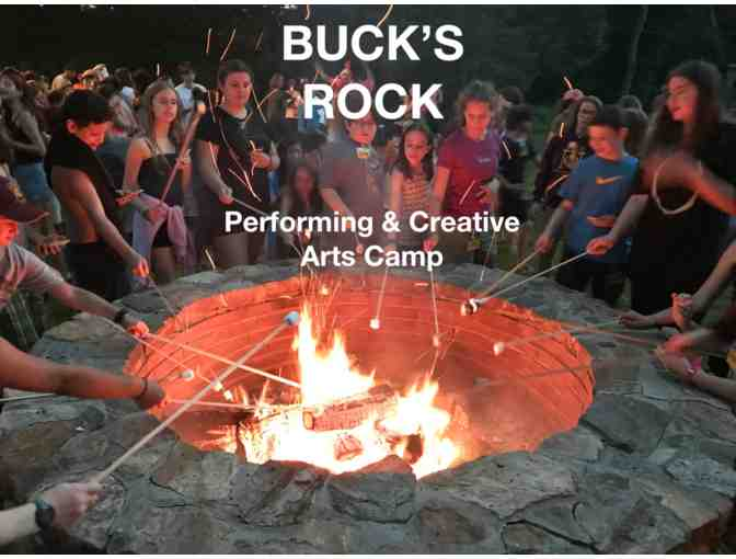 Buck's Rock Performing & Creative Arts Camp - $4,500 Gift Certificate