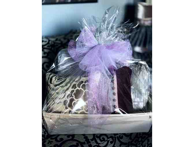 Interior Design Gift Basket
