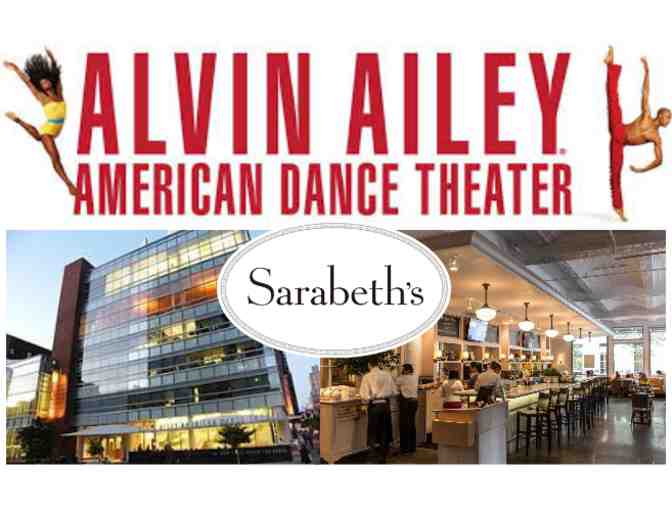 Alvin Ailey American Dance Theater - 2 tickets to December 2019 season