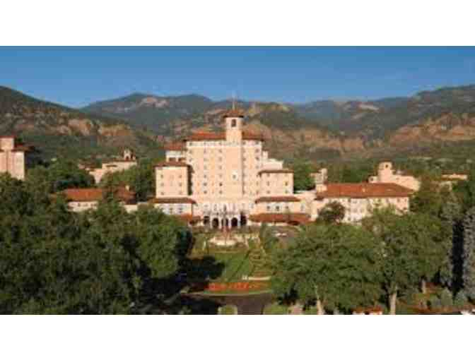 The BROADMOOR Two Night Stay and Round of Golf for Two! - Photo 1