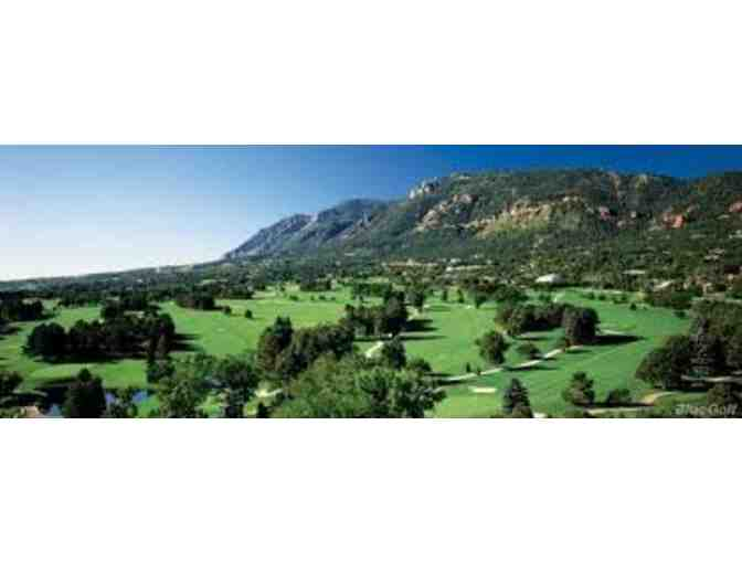The BROADMOOR Two Night Stay and Round of Golf for Two! - Photo 2