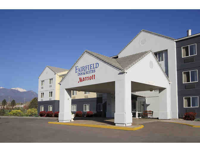 Fairfield Inn & Suites South 2 Night Stay with Breakfast, $30 Ivywild, Beer & More!