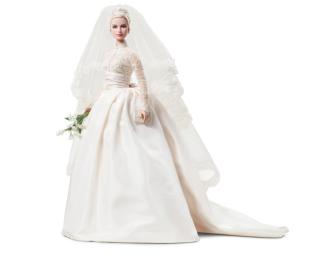 Set of 3 Dolls from Barbie: The Grace Kelly Collection - Photo 1